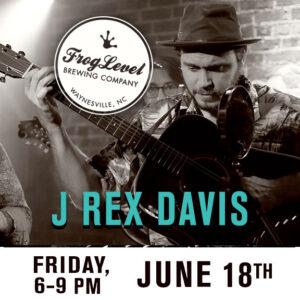 J REX DAVIS at FLB 6/18/21