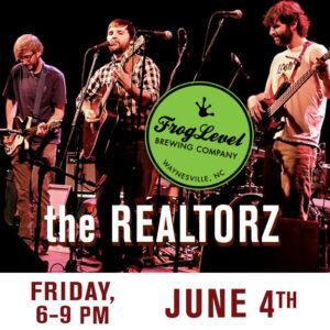 the REALTORZ at FLB 6/4/21