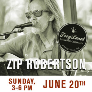 ZIP ROBERTSON at FLB 6/20/21