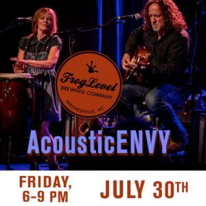 AcousticENVY at FLB 7/30/21