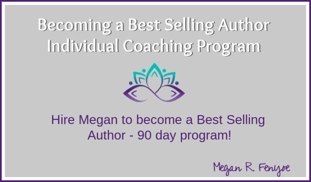 Megan-Best Selling Author