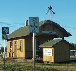 Bertram tx train depot