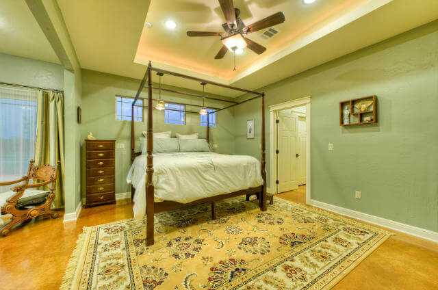 221 dawn dr. liberty hill master bedroom
