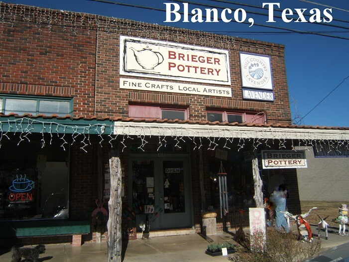 Blanco texas