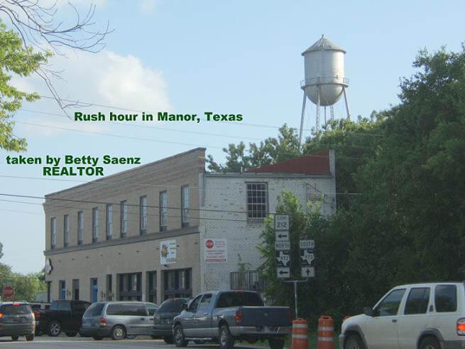Manor texas