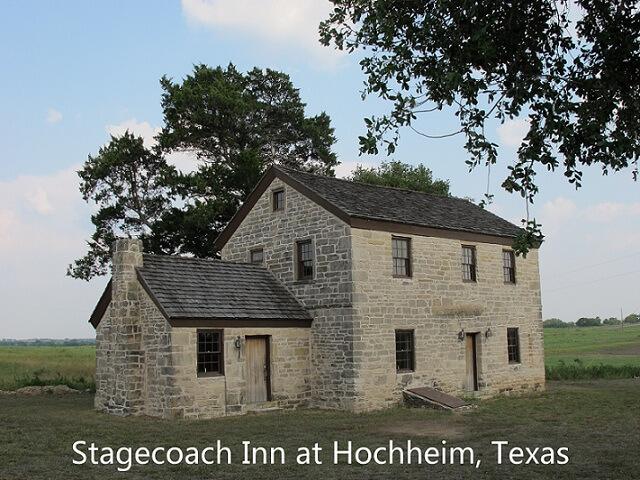Stagecoach inn hochheim tx