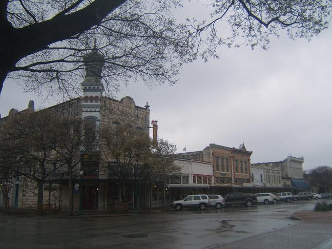 Georgetown texas square