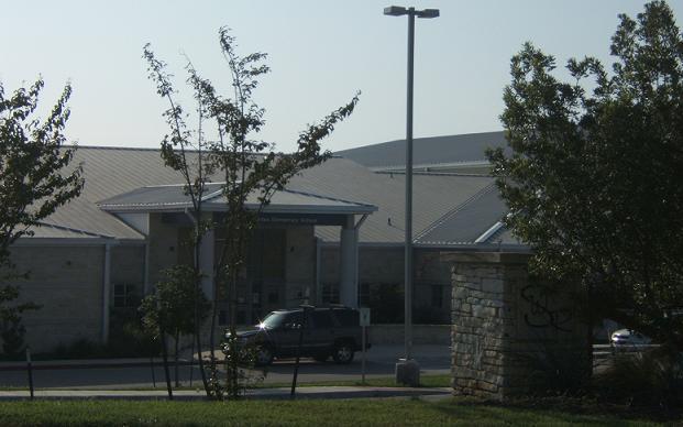 Liberty hill bill burden school