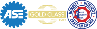 ASE ICAR Gold class certified