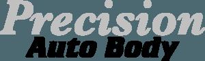 Precision Auto body logo