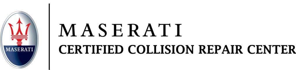 maserati certified collision repair center