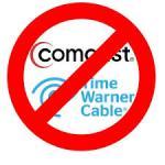 Comcast-Time Warner Merger Falls Apart