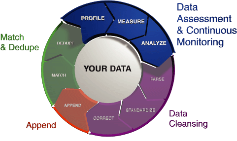 Digital Inclusion and Data Profiling