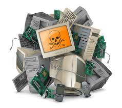 E-Waste: What to do with that old TV, Phone or Computer