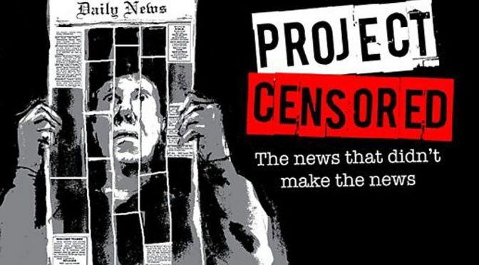 WHAT'S CENSORED? Project Censored Fights for Media Freedom, by Peter Phillips