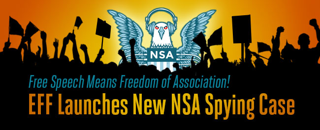 Media Alliance Joins With 19-Associations To Sue the NSA, DOJ and FBI Over Telephone MetaData Collection