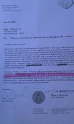 30-Year New Mexico Public Access Center Evicted by Police