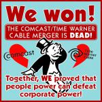 The Comcast-Time Warner Deal is Officially Off