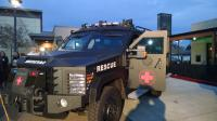 San Leandro Police Face Opposition in Push for New Armored Vehicle