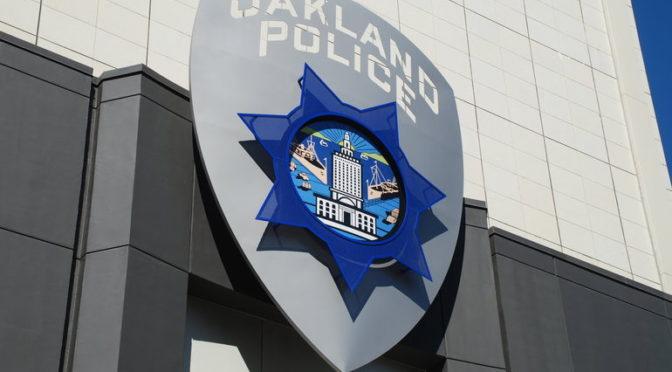 Oakland Police – It Isn't Getting Better