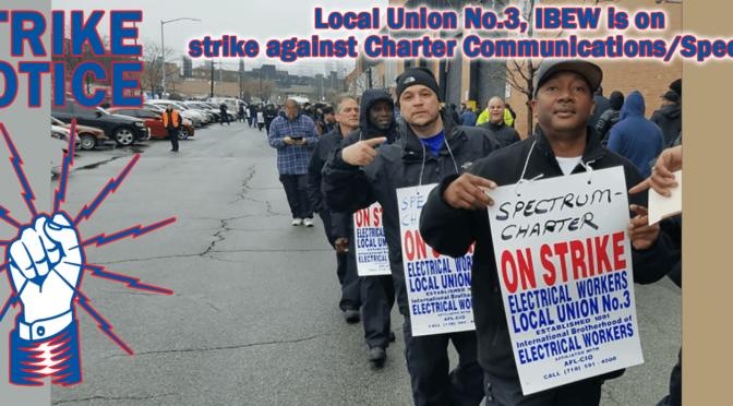 Will New York's Cable Strike Revitalize The Labor Movement — Or Kill It?