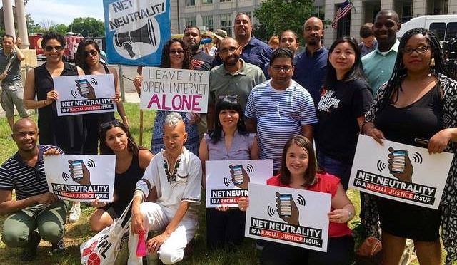 Ajit Pai Welcome Committee – Save The Open Internet
