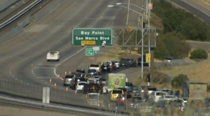 Surveillance cameras to be installed along I-80, Hwy 4 in East Bay