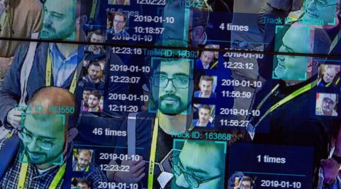 KQED Forum – Facial Recognition's Pervasive Role In American Life