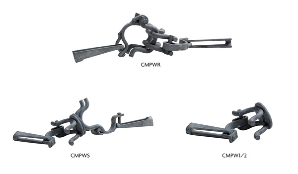 WedgeClamps