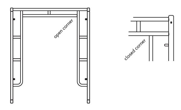 open-end-frames