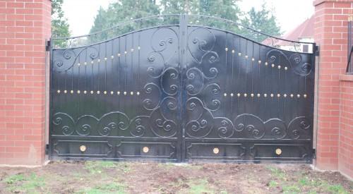 Custom Residential Gate