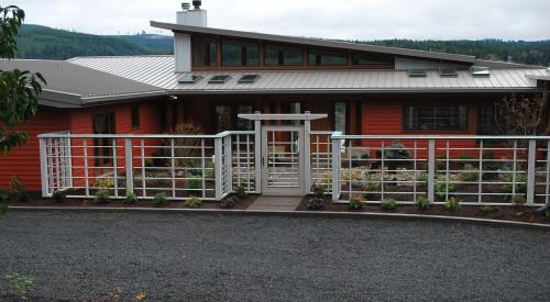 Custom Residential Gate & Rail