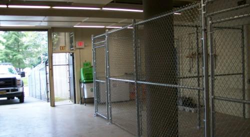 Custom Security Enclosure