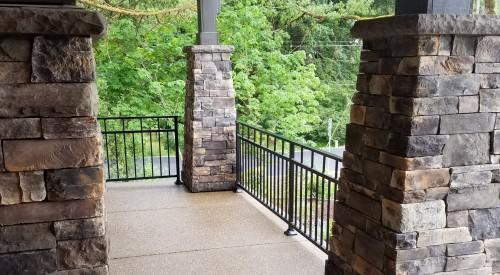Custom Residential Handrail