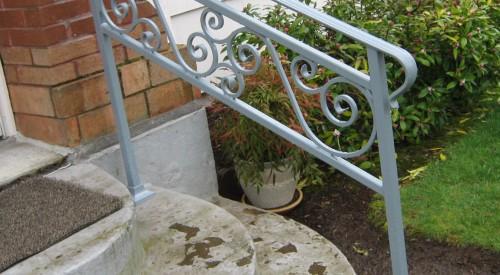 Ornamental Residential Handrail