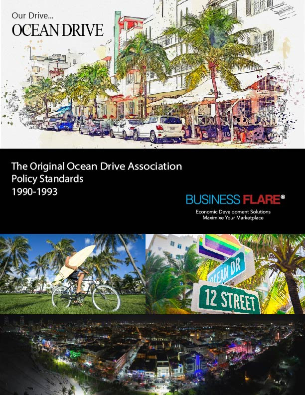 Ocean Drive Policy Standard Cover