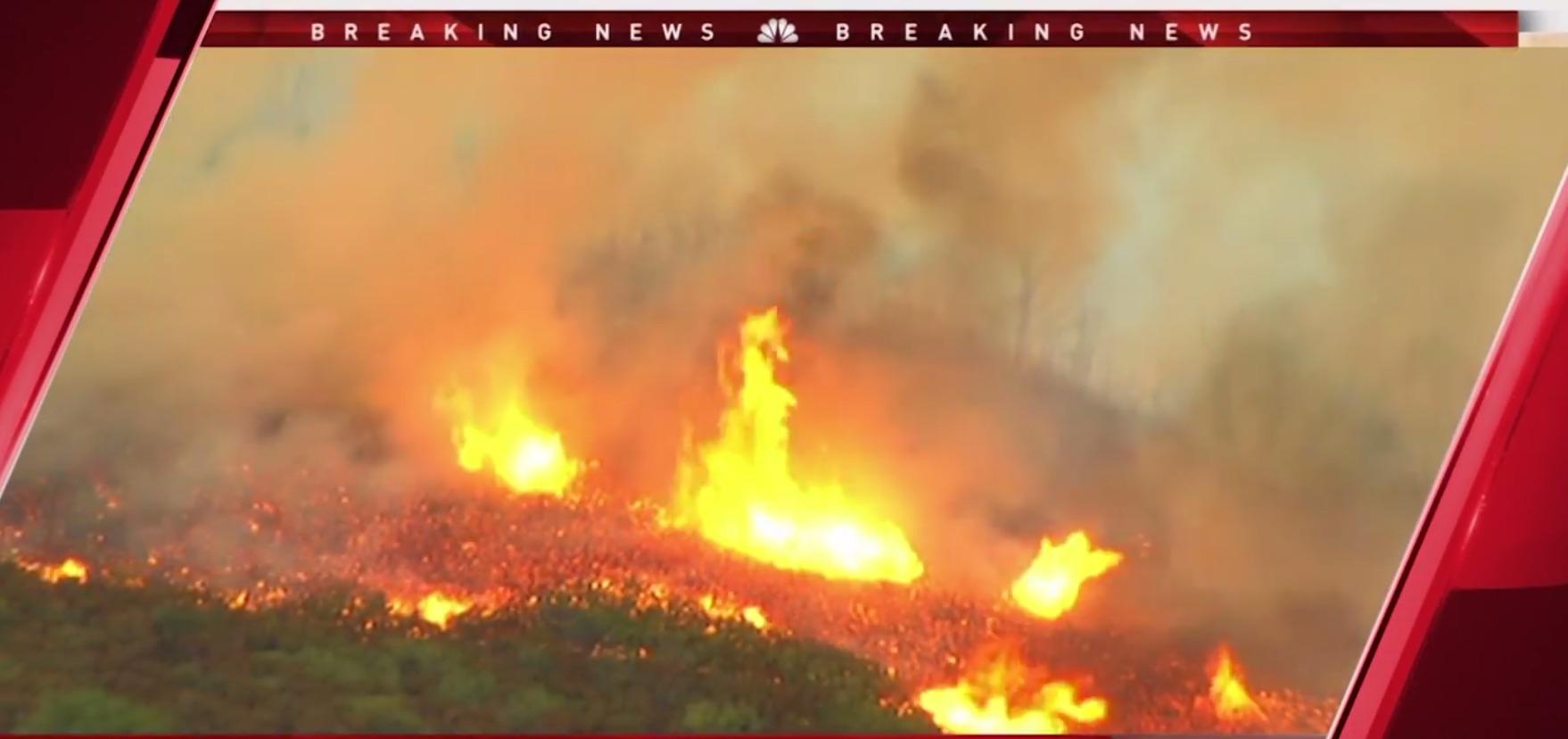 NBC Bay Area Fire Watch