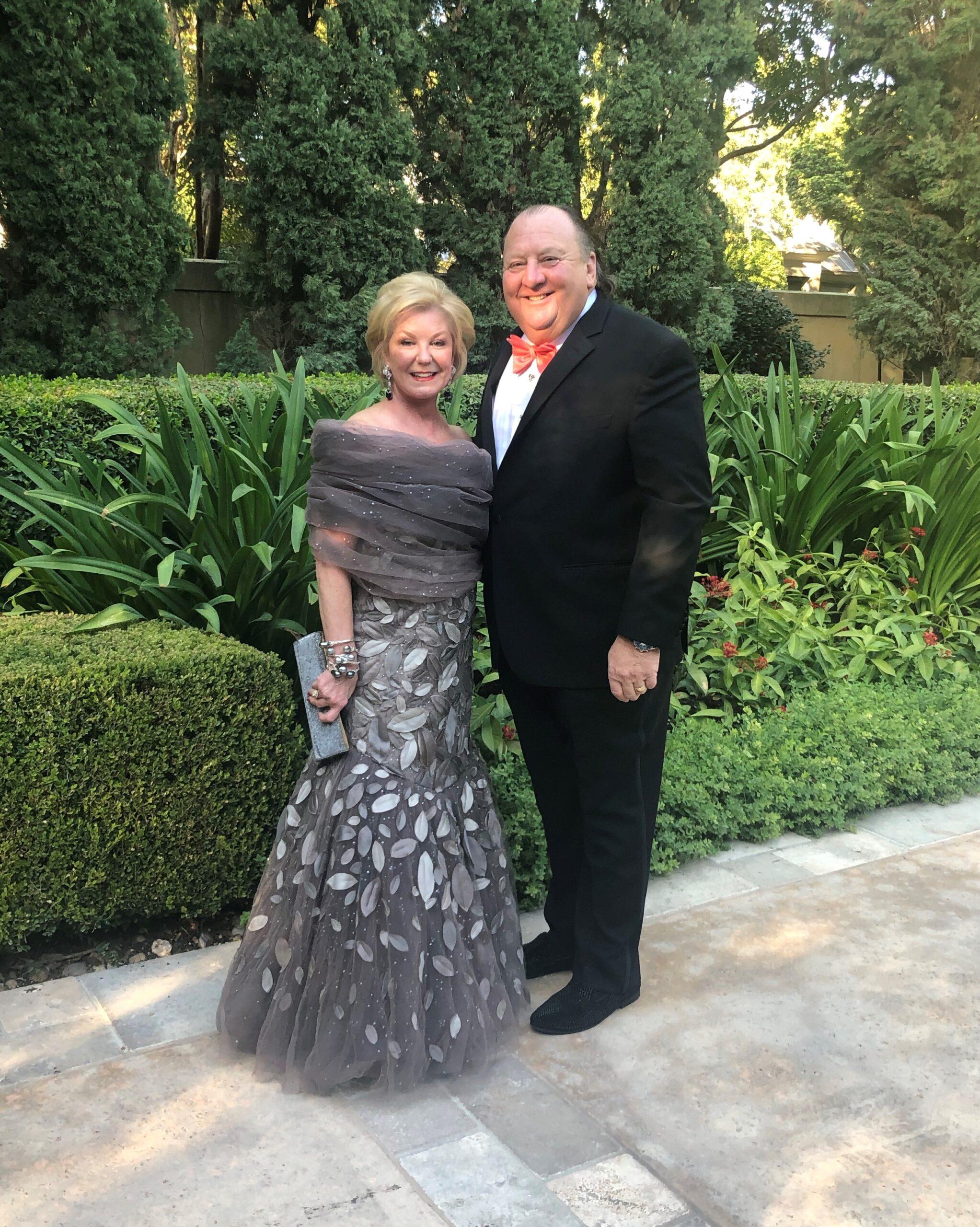 Bekki and Greg Kowalski, 2021 Chair Couple