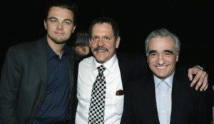 Jeffrey Schwartz, Leonardo DiCaprio, Martin Scorsese