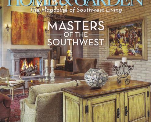 Suzanne Schmaltz, Emerging Artist, Phoenix Home and Gardens magazine, March 2013