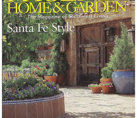 Suzanne Schmaltz, Huichol-inspired beaded skulls, Phoenix Home and Gardens magazine, Trend Watch, January 2014