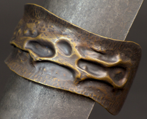 Metal hand forged