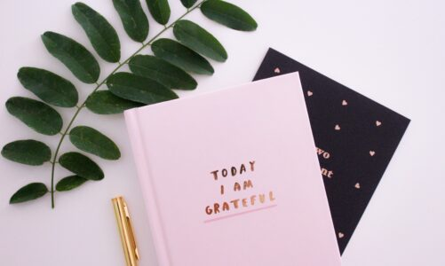 3 Ways a Gratitude Journal Can Improve Your Lifestyle