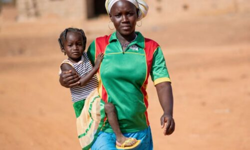The Plight of Women in Burkina Faso