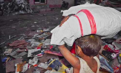 The Thinly Veiled Crisis of Child Labor in India