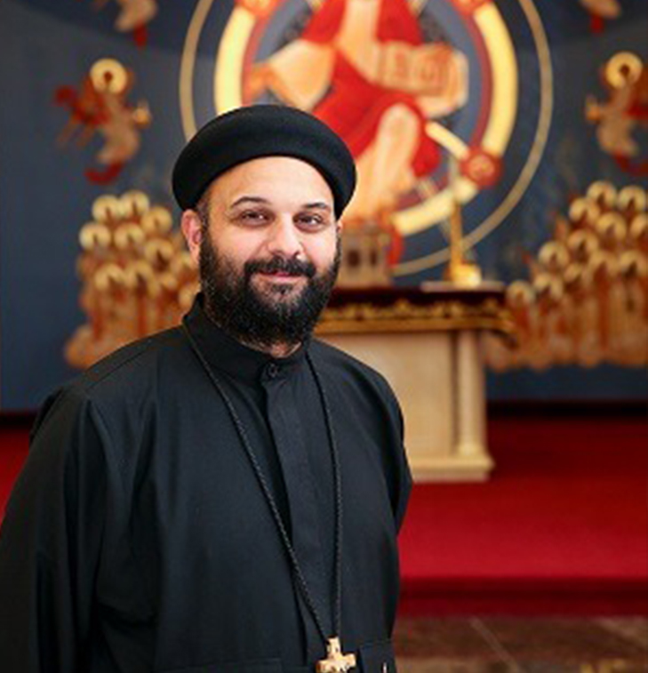Fr Thomas Hanna