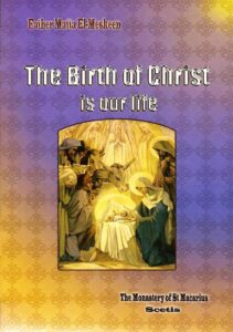 """alt=""""the birth of christ is our life book cover"""""""