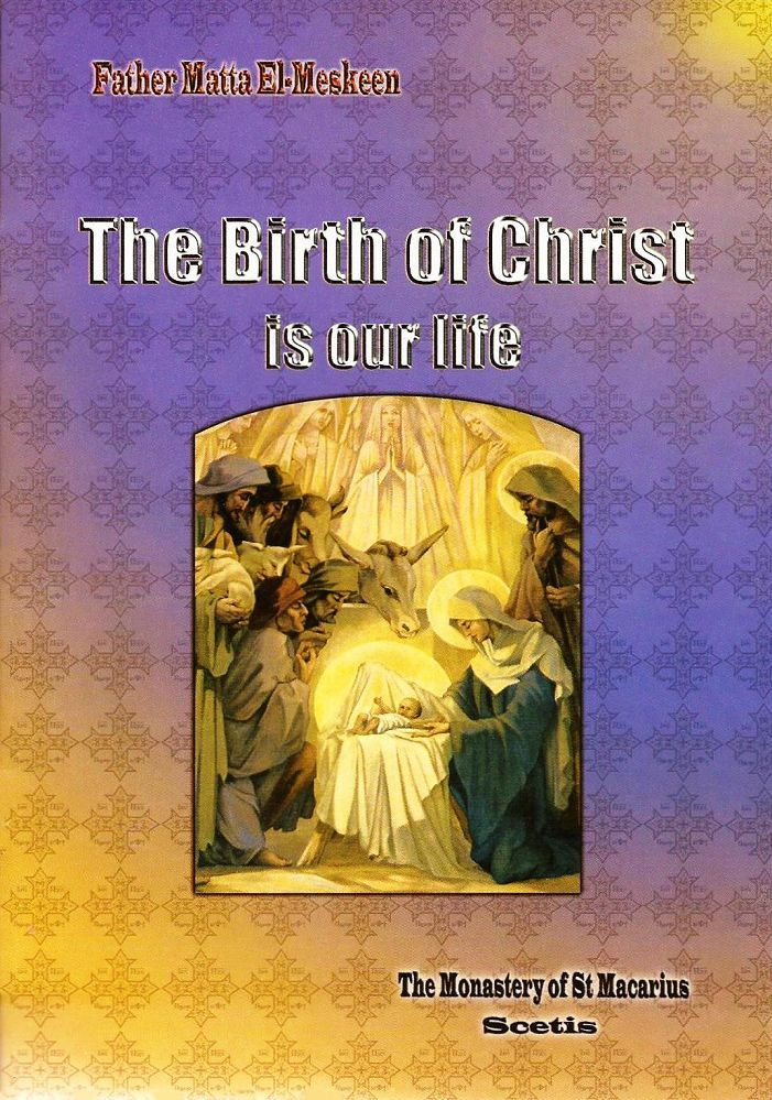 the birth of Christ book cover