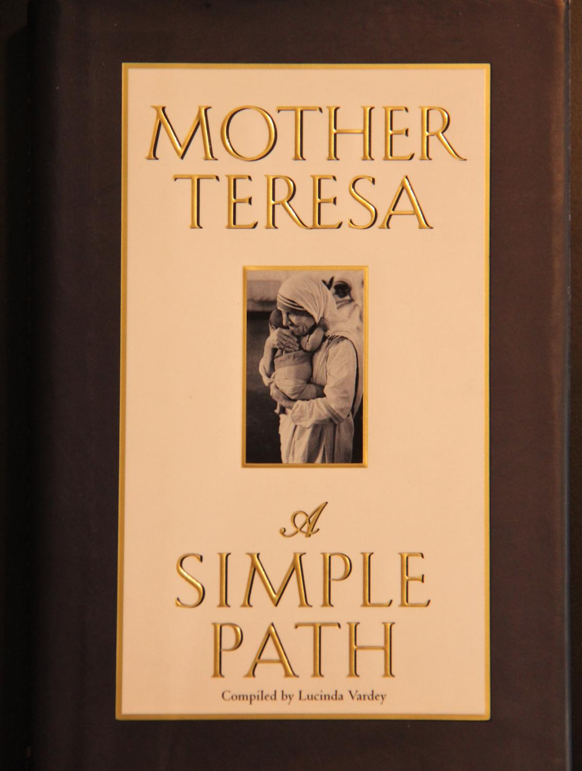a simple path book cover