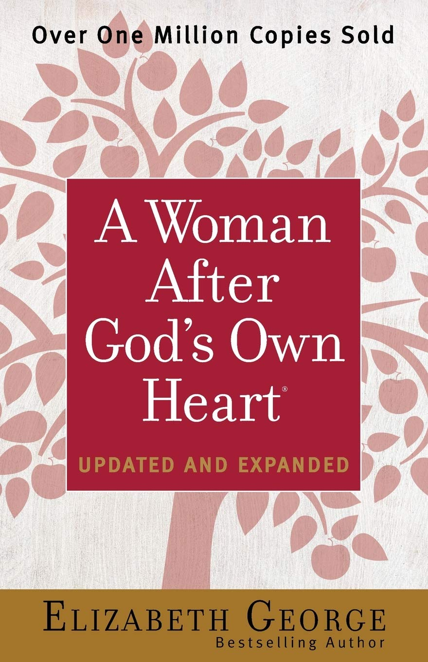 a woman after god's own heart book cover